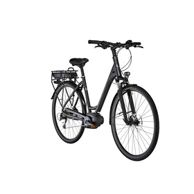 Ortler Bozen Performance E-Trekking Bike Wave black